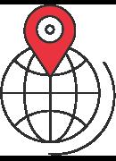 Remote Backup Service Icon