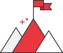 Application Development Goals Icon