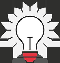 custom application development service Icon