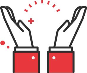 enterprise IT procurement service icon