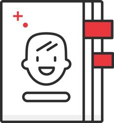 vendor relationship management service Icon