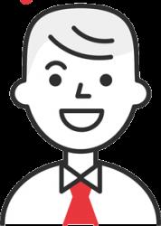 enterprise it consulting service icon