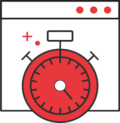 Network Monitoring Service Icon