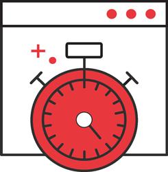 Network Monitoring Service Icon