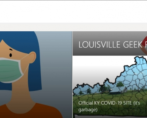 Louisville Geek sharepoint