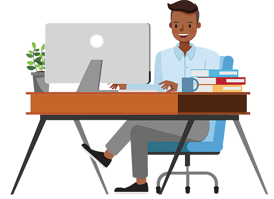 Help Desk Remote Support with Client