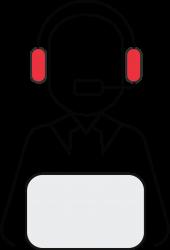 help desk tech icon