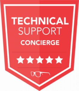 Technical Support Concierge Icon