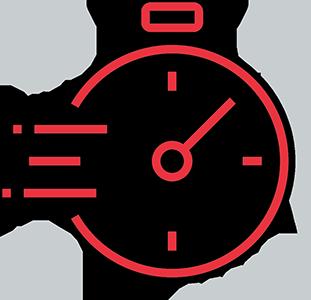 IT Help Desk Quick Response Icon